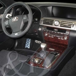 Lexus LS Wood Dash Kits