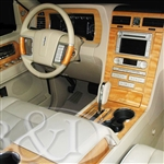 Lincoln Navigator Wood Dash Kit