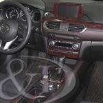 Mazda 6 Wood Dash Kit