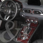 Mazda CX-5 Wood Dash Kit