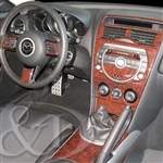 Mazda RX8 Wood Dash Kit