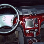 Mercedes S Class Wood Dash Kits