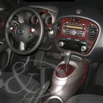 Nissan Juke Wood Grain Dash Kits