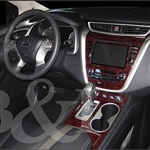 Nissan Murano Wood Grain Dash Kits