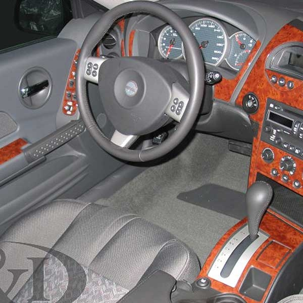 Pontiac Grand Prix Wood Dash Upgrade Kit