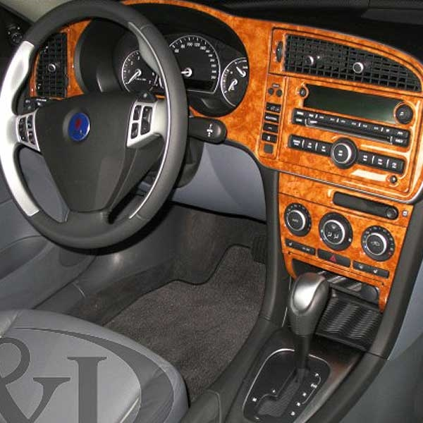 Saab 9 3 Wood Dash Kits