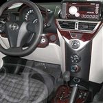 Scion iQ Wood Dash Kits