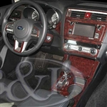 Subaru Legacy Wood Dash Kit