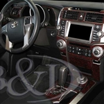 Toyota 4Runner Wood Dash Upgrade Kit