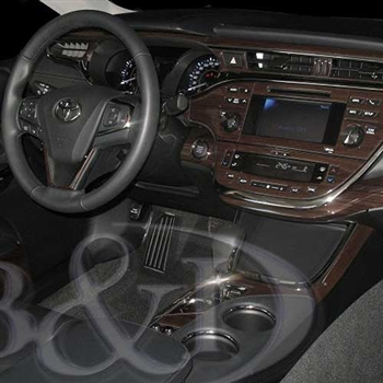 Toyota Avalon Wood Dash Upgrade Kit