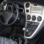Toyota Matrix Wood Dash Kits
