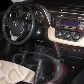 Toyota Rav4 Wood Dash Kits