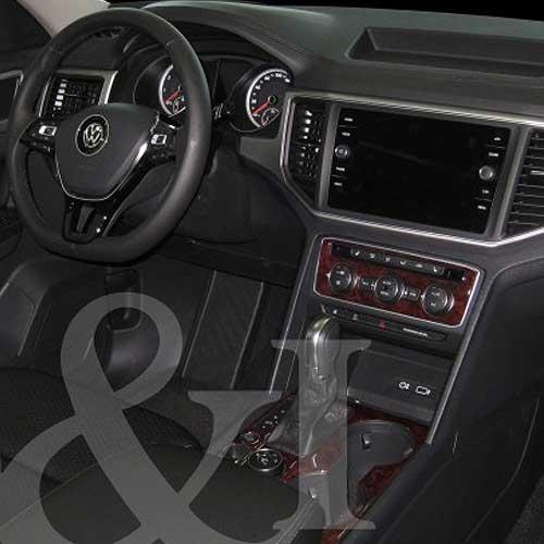 Volkswagen Atlas Wood Dash Kits