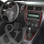 Volkswagen Jetta Wood Dash Kits