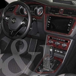 Volkswagen Tiguan Wood Dash Kits