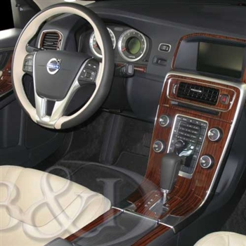 Volvo S60 Wood Dash Kits