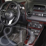 Toyota Yaris iA Wood Dash Kits