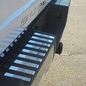 Ford F250 Chrome Bumper Insert Trim 2017 2018 Shopsar Com