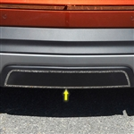 Cadillac XT4 Chrome Rear Bumper Trim, 2019, 2020