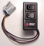 ASC 800 / 950 Sunroof Open-Close-Vent 2 Button Switch