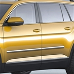 Volkswagen Atlas Chrome Body Side Moldings, 2018, 2019, 2020