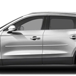 Lincoln MKX Chrome Body Side Moldings, 2016, 2017, 2018
