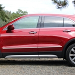 Cadillac XT4 Chrome Body Side Moldings, 2019, 2020, 2021