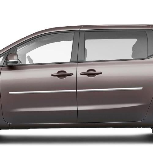 Kia Sedona Chrome Body Side Moldings 2015 2016 2017