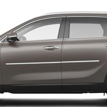 Kia Sorento Chrome Body Side Moldings 2016 2017 2018