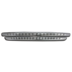 Ford Taurus Chrome Lower Grille Overlay, 2010, 2011, 2012