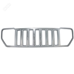 Jeep Liberty Chrome Grille Overlay, 2008 - 2013
