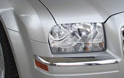 2005 2006 2007 2008 2009 2010 Chrysler 300 Front