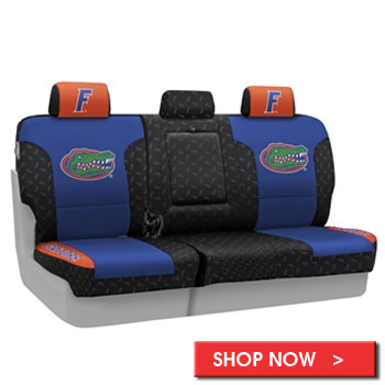 Licensed Collegiate Auto Seat Covers