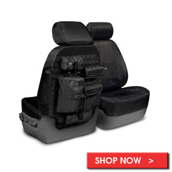 Cordura Tactical Seat Covers