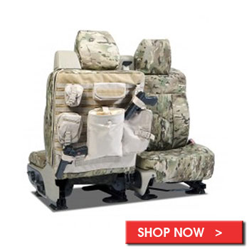 Multicam Tactical Seat Covers