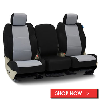 Spacer Mesh Auto Seat Covers