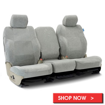 Suede Auto Seat Covers