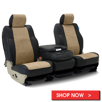 Ultisuede Auto Seat Covers