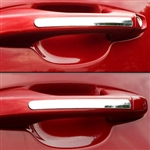 Kia Sportage Door Handle Accent Trim, 2017, 2018, 2019, 2020, 2021