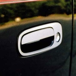 Scion XB Chrome Door Handle Trim, 2004, 2005, 2006