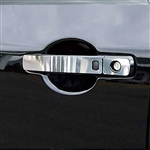 Nissan Altima Sedan Door Handle Accent Trim, 8pc. Set, 2007, 2008, 2009, 2010, 2011, 2012