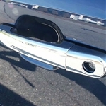 Ford Taurus X Chrome Door Handle Covers, 8pc  2008, 2009, 2010