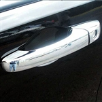 Dodge Caliber Chrome Door Handles, 8pc  2007, 2008, 2009, 2010, 2011, 2012