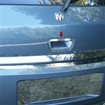 Dodge Magnum Chrome Tailgate Handle Cover, 2005, 2006, 2007, 2008