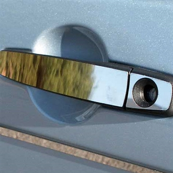 Ford Focus Door Handle Chrome Trim, 8pc  2008 - 2011