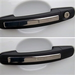 Ford Escape Chrome Door Handle Accent Trim, 2013, 2014, 2015, 2016, 2017, 2018, 2019