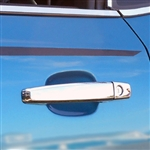 Chevrolet Camaro Chrome Door Handle Covers, 2016, 2017, 2018, 2019, 2020