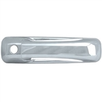 Jeep Commander Chrome Door Handle Covers, 2006-2011