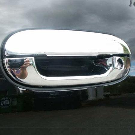 Chevrolet Trailblazer Chrome Door Handles