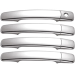 Nissan Rogue Chrome Door Handle Covers, 2008, 2009, 2010, 2011, 2012, 2013